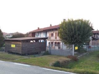 Foto - Villa a schiera via 25 Aprile 4, Centro, Cerrione