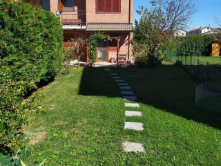 Foto - Villa a schiera via Poirino, Isolabella