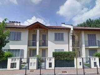 Foto - Villa a schiera via Trento, Zeccone