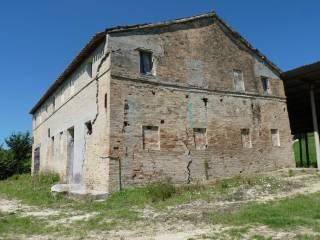Foto - Casa colonica via Belvedere Ostrense 21, Ostra