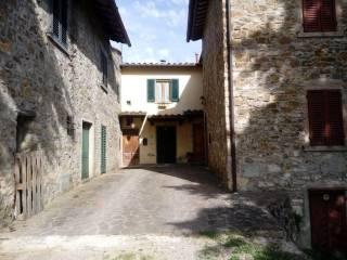Foto - Trilocale Case Sparse Casanova delle Ripe, Radda in Chianti