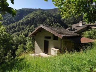 Foto - Terratetto unifamiliare 40 mq, buono stato, Ronco Canavese