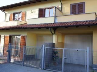 Foto - Villa bifamiliare via Guglielmo Marconi 30, San Giorgio di Lomellina