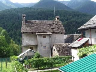 Foto - Terratetto unifamiliare via Don Carlo Baratta, Gagnone Orcesco, Druogno