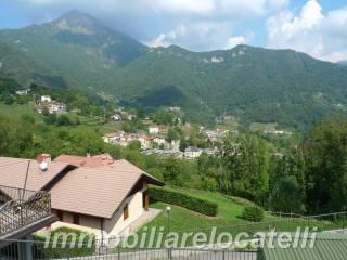 Foto - Trilocale Strada Provinciale 21, 1, Valsecca, Sant'Omobono Terme