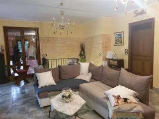 Foto - Terratetto unifamiliare via serro coniglio, Torrenova