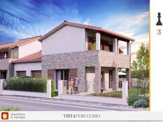 Foto - Villa a schiera via Montirone, Verucchio