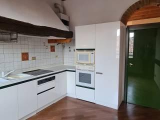 Foto - Appartamento via Fissiraga, Centro Storico, Lodi