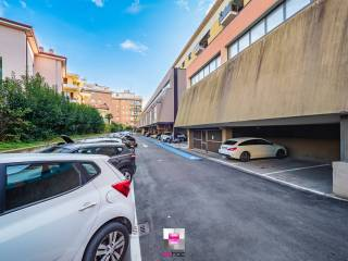 Area parcheggi condominiale