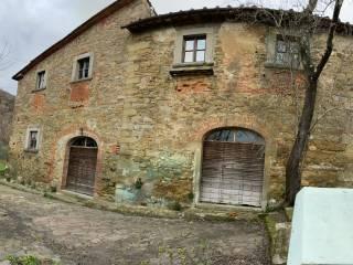 Foto - Casa colonica Località San Zeno 82, San Zeno, Arezzo