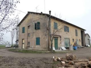 Foto - Casa colonica, da ristrutturare, 700 mq, Saletto, Bentivoglio