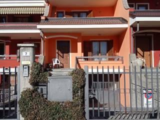 Foto - Villa a schiera via Sandro Pertini 7, Centro, Borgo San Dalmazzo