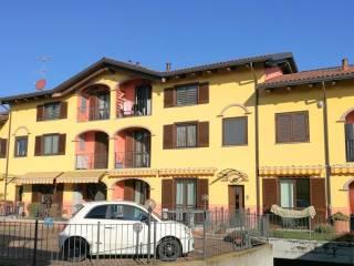 Foto - Quadrilocale via Dell'oratorio 22, Centro, Torrazza Piemonte