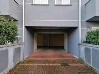 Entrata garage