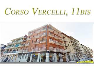 Foto - Trilocale corso Vercelli 11BIS, Aurora, Torino