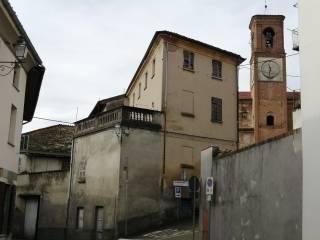 Foto - Terratetto unifamiliare piazza Sant'Eusebio 1, Centro, Camagna Monferrato