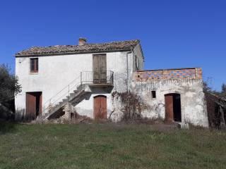 Foto - Quinta, para restauro, 190 m², Mosciano Sant'Angelo