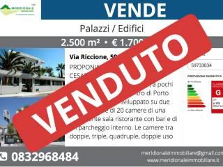 Palazzo / Stabile Vendita Porto Cesareo
