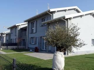 Foto - Appartamento in villa via Giuseppe Ungaretti, Spino d'Adda