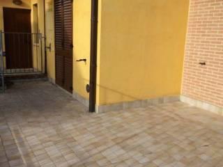 Foto - Trilocale nuovo, piano terra, Centro, Offagna