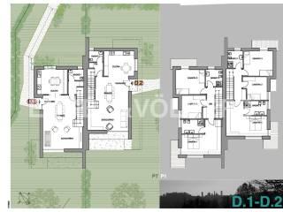 Villa Bifamiliare D1/D2