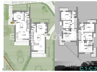 Villa Bifamiliare C1/C2