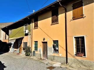 Foto - Trilocale via Santa Maria della Rosa, Malpaga, Calvisano
