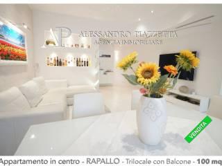 Foto - Trilocale ottimo stato, quinto piano, Sant'Anna, Rapallo