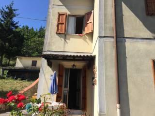 Foto - Terratetto unifamiliare via Bagucci 19, Serra Di Sopra, Castiglione dei Pepoli