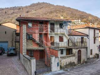 Foto - Terratetto unifamiliare via Chiesa  4, Centro, Parzanica