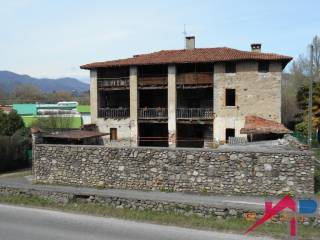 Foto - Rustico 513 mq, Sosta, Cisano Bergamasco
