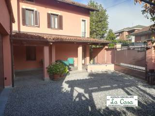 Foto - Casa unifamiliar via Carmagnola 3, Centro, Poirino
