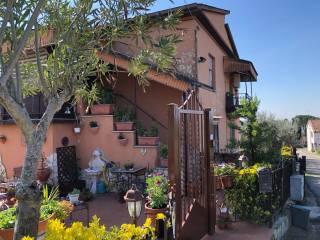 Foto - Quadrilocale buono stato, primo piano, Sargnano, Montebuono