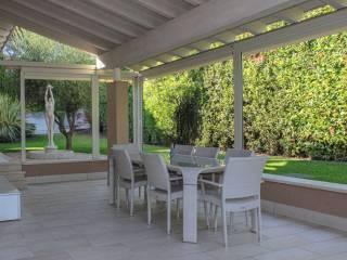 Foto - Villa a schiera via Giovanni Metelli, Centro, Padenghe sul Garda