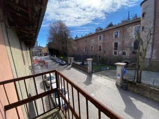 Foto - Terratetto unifamiliare via Principessa Maddalena Belgioioso, Centro, San Colombano al Lambro