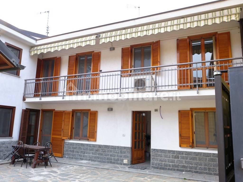 Vendita Villa a schiera in via Settimo San Mauro Torinese ...