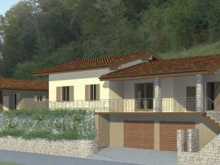 Foto - Villa unifamiliare via della Mura, Collio, Vobarno