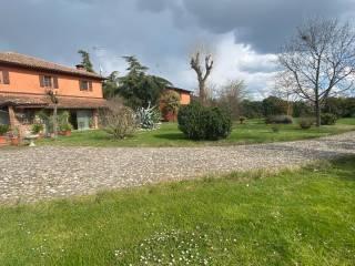 Foto - Casa colonica via Cadriano 18, Cadriano, Granarolo dell'Emilia