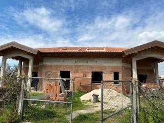 Foto - Casa pareada via Monte Rosa, Vallelata, Aprilia