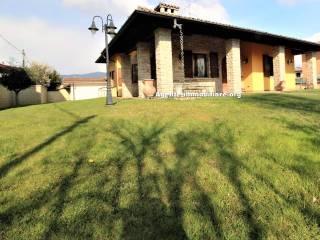 Foto - Villa unifamiliare via Gioacchino Rossini 1A, Ponte Cingoli, Rodengo Saiano
