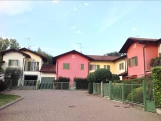 Foto - Villa a schiera via Libertà 24, Valdengo