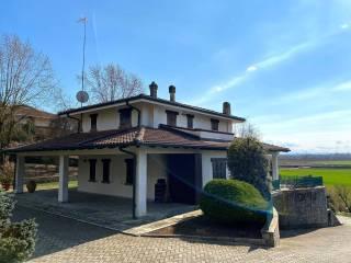 Foto - Villa unifamiliare via Alessandria 38, Centro, Pietra Marazzi