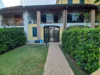Foto - Villa a schiera via Dante Alighieri 13, Bibbiano