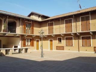 Foto - Terratetto unifamiliare via castello, Centro, Frossasco