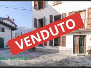 Foto - Terratetto unifamiliare frazione Callibago 31, Meano, Santa Giustina
