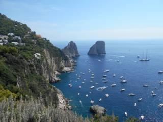 Foto - Quadrilocale via Croce, Centro, Capri