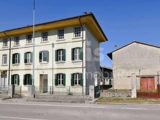 Foto - Villa a schiera, buono stato, Centro, Lestizza