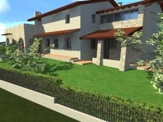 Foto - Villa bifamiliare 1000 mq, San Briccio, Lavagno