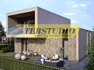 Foto - Villa unifamiliare via Brughiera, Gromlongo, Palazzago