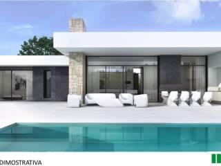 Foto - Villa unifamiliare, nuova, 179 mq, Centro, Carate Brianza